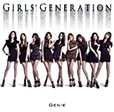 GENIE(DVD付) [Single, CD+DVD, Limited Edition, Maxi] / 少女時代 (CD - 2010)