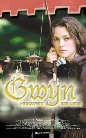 Gwyn - Prinzessin der Diebe [VHS]