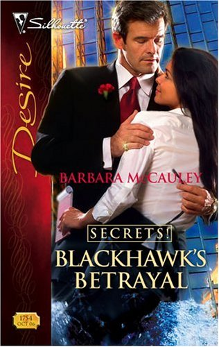 Image for Blackhawk's Betrayal (Silhouette Desire)
