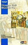 Rigoletto: Textbuch (Italienisch-Deutsch). Textbuch/Libretto. (Opern der Welt) title=