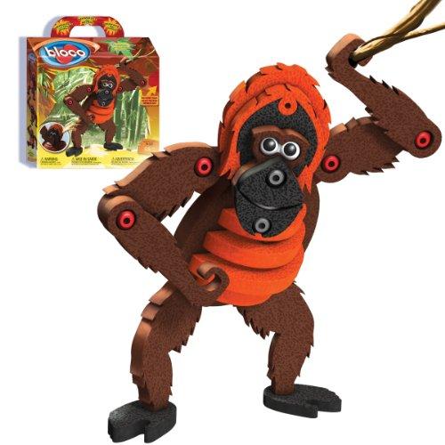 Bloco Toys Inc The Orangutan