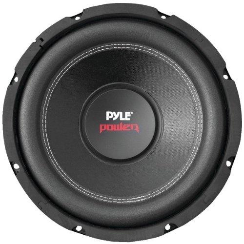 Pyle - Dual Voice Coil 4_ Subwoofer (10''; 1,000 Watts)