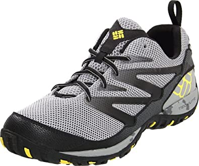 (顶级)哥伦比亚Columbia男士户外全地形越野鞋Pathgrinder Trail Shoe黑灰 $100.97