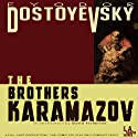 The Brothers Karamazov (Dramatized)  by Fyodor Dostoyevsky Narrated by John de Lancie, Sharron Gless, Arye Gross, Harry Hamlin, Kaitlin Hopkins, Joseph Mascolo, Tom Virtue