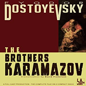 The Brothers Karamazov (Dramatized) Performance