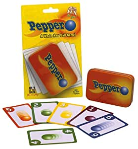 Out of the Box Pepper Card Game