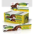 Verm-X – Herbal Pellets for Horses & Ponies x 250 Gm Box