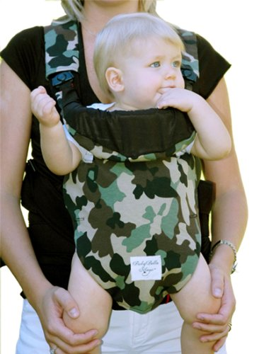 Baby Carrier Cover in Designer in Camouflage - Carrier Type: Active