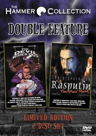Devil Rides Out & Rasputin the Mad Monk [DVD] [1968] [Region 1] [US Import] [NTSC]