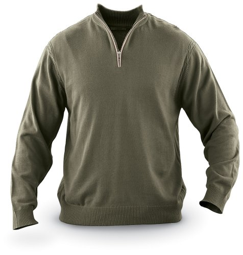 Buy Men's Visitor 1/4 – zip Mock Turtleneck