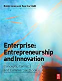 img - for Enterprise: Entrepreneurship and Innovation book / textbook / text book