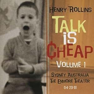 Talk Is Cheap 1