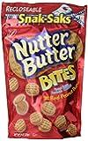 Nutter Butter Snak-Saks Bites Cookies, 12 Count (Pack of 12)