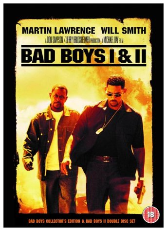 Bad Boys 1 and 2 [DVD] [2004]