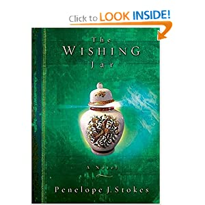 """The Wishing Jar"" by Penelope J. Stokes :Book Review"