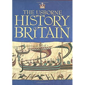 The Usborne History of Britain (Usborne Internet-linked Reference) (Hardcover)