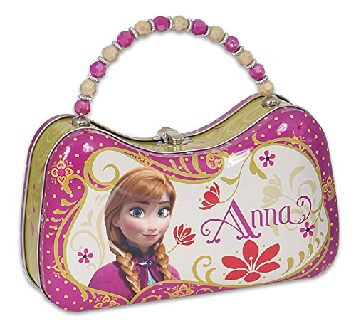 Disney Frozen Tin Purse Lunch Box - Princess Anna - 1