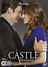 Castle Series 1-6 [DVD]