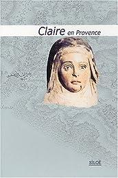 Claire en Provence