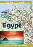 Lonely Planet Egypt: A Travel Atlas (lonely Planet Tra...