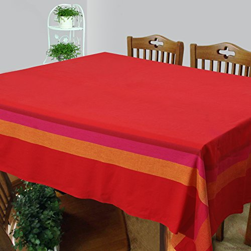 Dhrohar Cotton Table Cover for 4 Seater Table