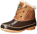 Khombu Women's Jas KH Cold Weather Boot, Brown, 7 M US