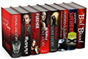 H.T. Night's 8-Book Vampire Box Set
