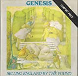 Selling England By The Pound by Genesis [Music CD]