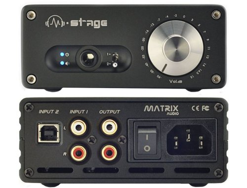 Matrix m stage USB