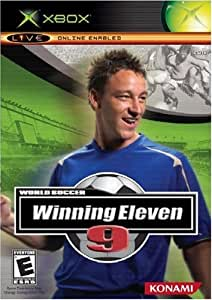 World Soccer Winning Eleven 9 - Xbox