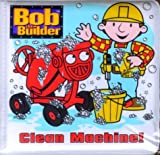 Clean Machine! (Bath Book) (0307103315) by Golden Books