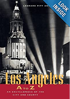 Los Angeles A to Z: An Encyclopedia of the City and County ebook