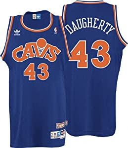 Adidas Cleveland Cavaliers Brad Daugherty Soul Swingman Alternate Jersey by adidas