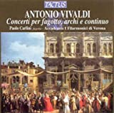 Vivaldi - Concertos for Bassoon, Strings and Continuo