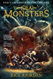 Percy Jackson and the Olympians: The Sea of Monsters: The Graphic Novel (Percy Jackson & the Olympians Book 2)