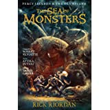 Percy Jackson and the Olympians: The Sea of Monsters: The Graphic Novel (Percy Jackson & the Olympians)