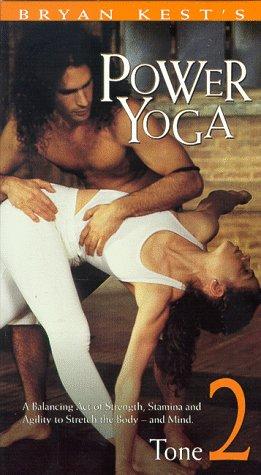 Bryan Kest - Power Yoga, Vol. 2 - Tone [VHS] (Power Yoga Bryan Kest compare prices)