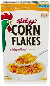 Kellogg's Corn Flakes, 18 Oz