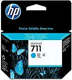 日本HP HP711インクカートリッジ シアン29ml CZ130A