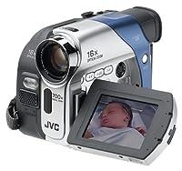 JVC GRD33 MiniDV Digital Camcorder w/16x Optical Zoom by JVC