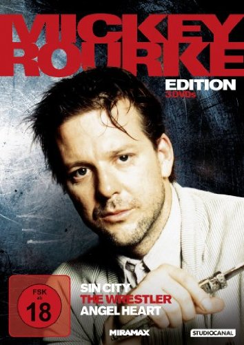 Mickey Rourke Edition [3 DVDs]