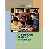 Wheelock, Warren; Campbell, Connie; Silvaroli, Nicholas's Classroom Reading Inventory 11th (eleventh) edition...
