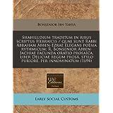 Shahiludium traditum in ribus scriptus Hebraicis / quae sunt Rabbi Abraham Abben-Ezrae elegans poëma rythmicum...