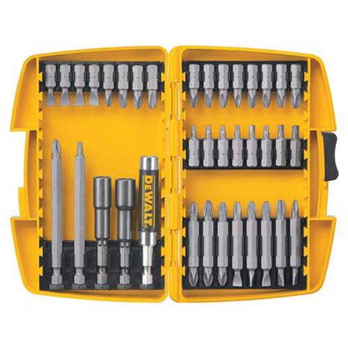 DEWALT DW2163 37-Piece Screwdriving Set with Tough Case (Screwdriver Bits For Drill compare prices)