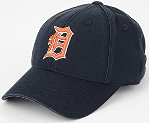 Detroit Tigers 1972 Pastime Replica Adjustable Cap by American Needle by American Needle