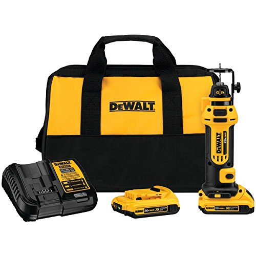 "Dewalt 20-Volt Drywall Cut-Out Tool Kit ""Product Category: Power Tools/Cordless Drill/ Driver Kit"""