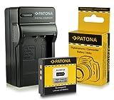 3in1 Charger + Battery Fuji NP-50 Kodak Klic-7004 Pentax D-Li68 / D-Li122 for Fujifilm FinePix F70EXR / F80EXR / F200EXR / F300EXR / F500EXR / F550EXR / F600EXR and more... - Kodak EasyShare M1033 / M1093 / V1073 / V1233 / V1253 / V1273 - Pentax Q /