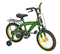"ERTL John Deere Heavy Duty 16"" Bicycle"