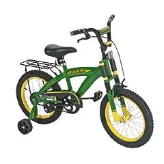 Buy ERTL John Deere Heavy Duty 16 Bicycle by TOMY