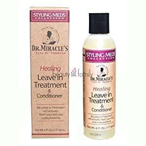Dr. Miracles Healing Leave-in Treament